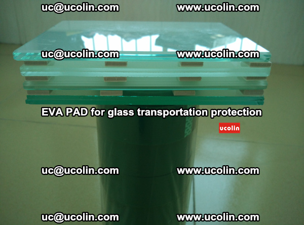 EVA CORK PAD for laminated safety glass transportation protection (12)