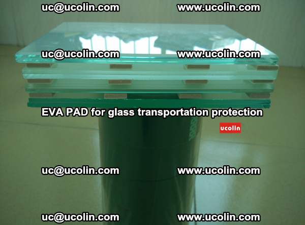 EVA CORK PAD for laminated safety glass transportation protection (16)
