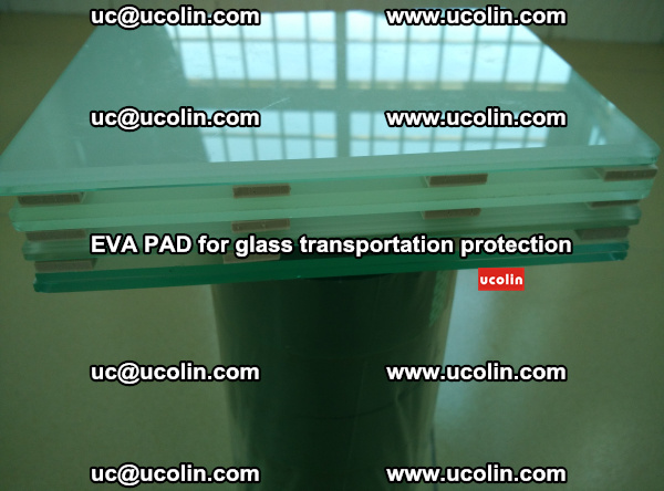 EVA CORK PAD for laminated safety glass transportation protection (35)