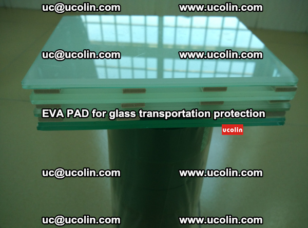 EVA CORK PAD for laminated safety glass transportation protection (43)