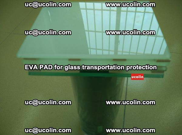 EVA CORK PAD for laminated safety glass transportation protection (48)